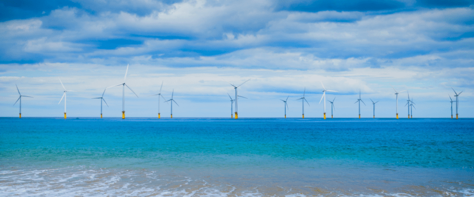 Japanese offshore wind with great potential for future growth